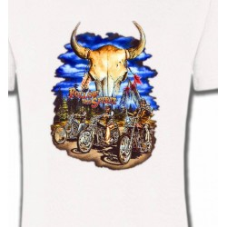 T-Shirts Véhicule Indien Harley Davidson