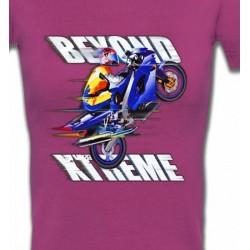 T-Shirts Véhicule Moto Xtreme (C)