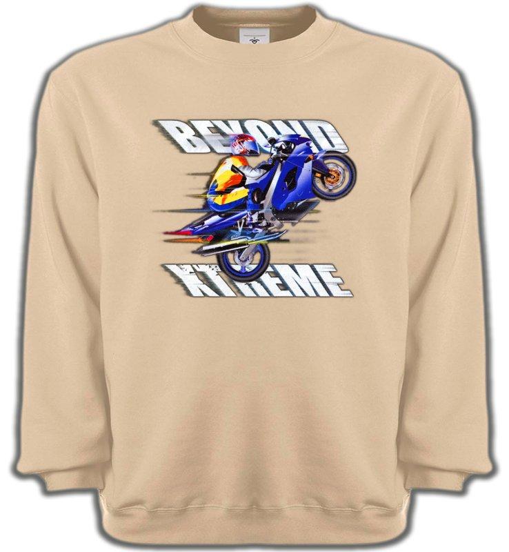 Sweatshirts UnisexeSports et passionsMoto Xtreme (C)