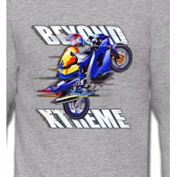 Sweatshirts Véhicule Moto Xtreme (C)