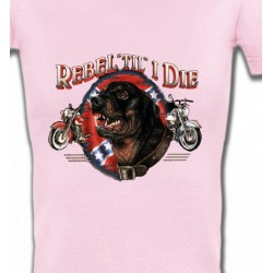 T-Shirts Véhicule Rottweiler (L)