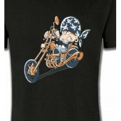 T-Shirts Véhicule Enfant bikers