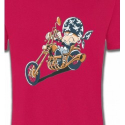 T-Shirts Enfants Enfant bikers