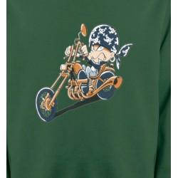 Sweatshirts Véhicule Enfant bikers
