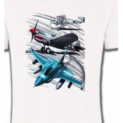 T-Shirts Véhicule Avions