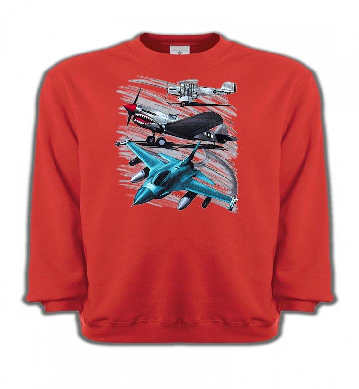 Sweatshirts EnfantsAvionsAvions
