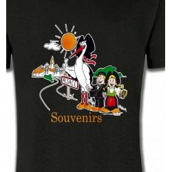 T-Shirts Alsace  souvenir Souvenirs Alsace