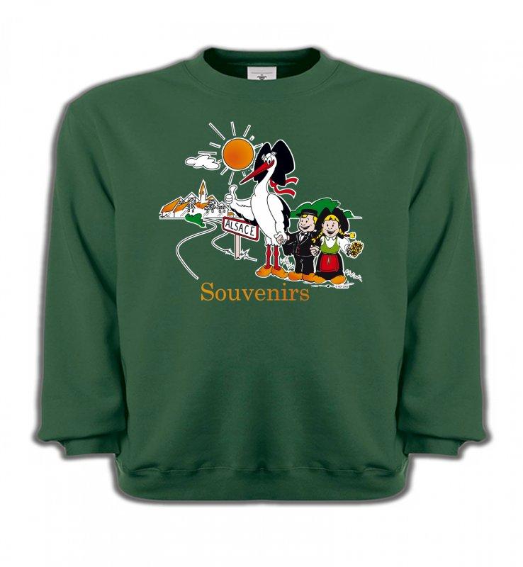 Sweatshirts EnfantsAlsace  souvenirSouvenirs Alsace