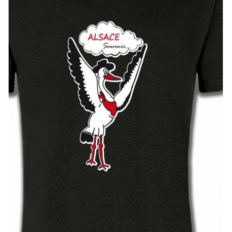 Cigogne Alsace Souvenirs