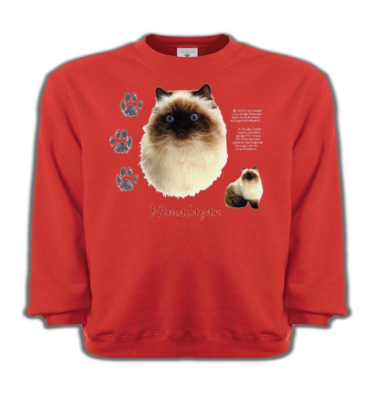 Sweatshirts EnfantsRaces de chatsChat Himalayen (U)