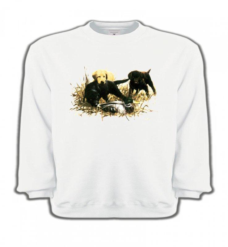 Sweatshirts EnfantsLabradorLabradors qui jouent (Y)