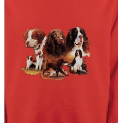 Sweatshirts Chasse et Pêche Epagneul (A)