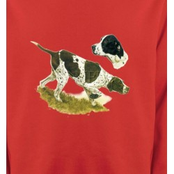 Sweatshirts Chasse et Pêche Pointer (H)