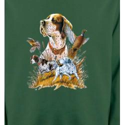 Sweatshirts Chasse et Pêche Epagneul (F)