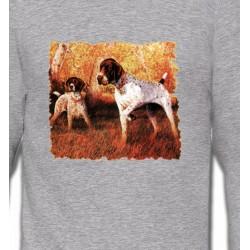 Sweatshirts Chasse et Pêche Pointer (I)