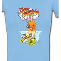 T-Shirts Humour/amour Humour Pêcheur