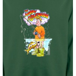Sweatshirts Chasse et Pêche Humour Pêcheur