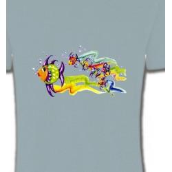 T-Shirts Chasse et Pêche Poissons