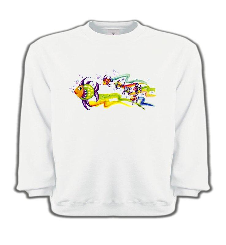 Sweatshirts EnfantsPêchePoissons
