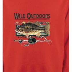 Sweatshirts Chasse et Pêche Trophée de pêche