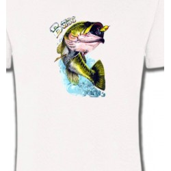 T-Shirts Pêche Bass