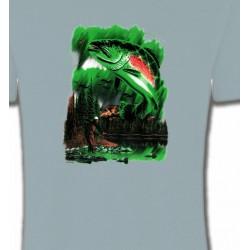 T-Shirts Chasse et Pêche Truite (D)