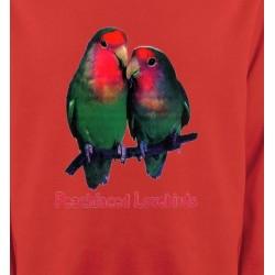 Sweatshirts Sweatshirts Unisexe Perroquet Inséparable Rosegorge (P)