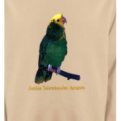 Sweatshirts Sweatshirts Enfants Perroquet Amazone à double front jaune (H)