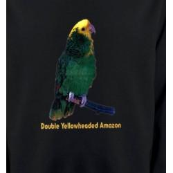 Sweatshirts Sweatshirts Unisexe Perroquet Amazone à double front jaune (H)
