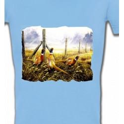 T-Shirts T-Shirts Col V Femmes Trois Faisans (X)