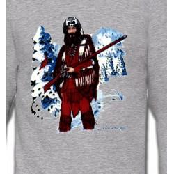 Sweatshirts Sweatshirts Enfants Indien à la chasse (W)