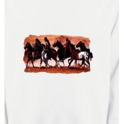 Sweatshirts Sweatshirts Enfants Tribu indienne (J)