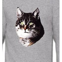 Sweatshirts Sweatshirts Unisexe Chat (D2)