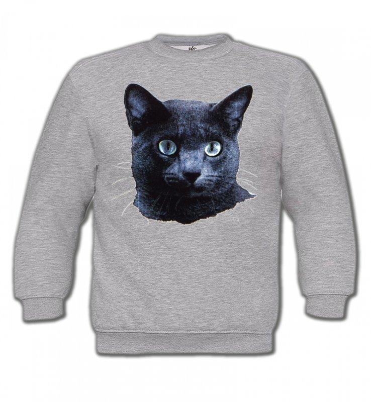 Sweatshirts EnfantsRaces de chatsChat russe (B2)