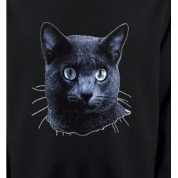 Sweatshirts Sweatshirts Unisexe Chat russe (B2)