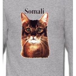 Sweatshirts Sweatshirts Enfants Chat Somali (X)