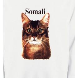 Sweatshirts Sweatshirts Unisexe Chat Somali (X)