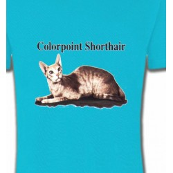 T-Shirts Races de chats Chat Siamois (N2)