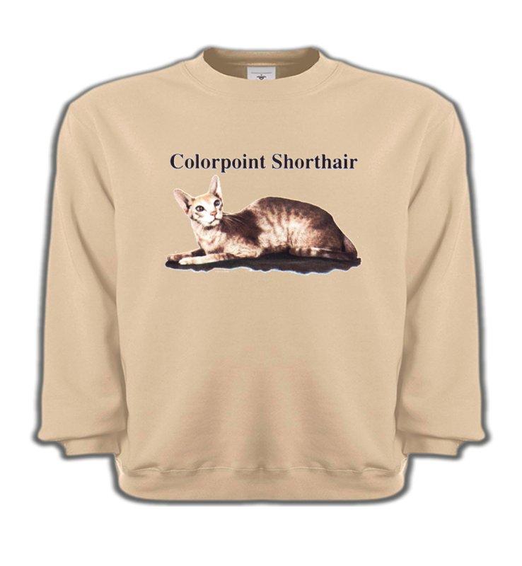 Sweatshirts EnfantsRaces de chatsChat Siamois (N2)