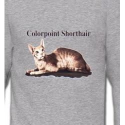 Sweatshirts Sweatshirts Enfants Chat Siamois (N2)