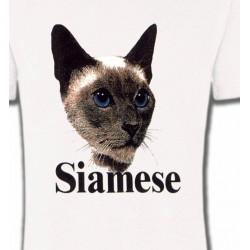 T-Shirts Races de chats Chat Siamois (J2)