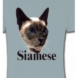 T-Shirts Races de chats Chat Siamois (J2)