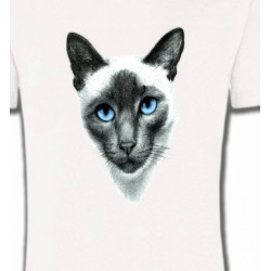 T-Shirts Races de chats Chat Siamois (F2)