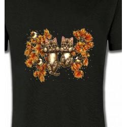 T-Shirts Races de chats Chatons (F)