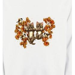 Sweatshirts Sweatshirts Unisexe Chatons (F)