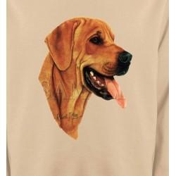 Sweatshirts Sweatshirts Unisexe Labrador sable (J)