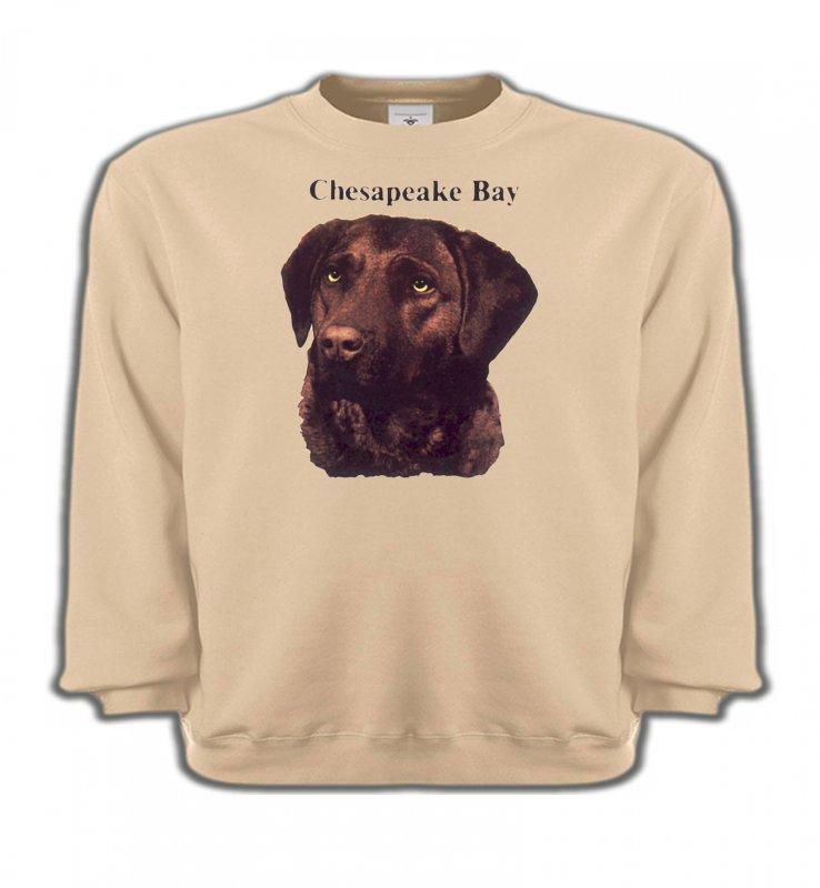 Sweatshirts EnfantsLabradorLabrador chocolat (G)