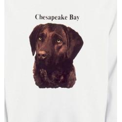 Sweatshirts Sweatshirts Unisexe Labrador chocolat (G)