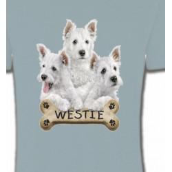 T-Shirts Westie Westie (E)