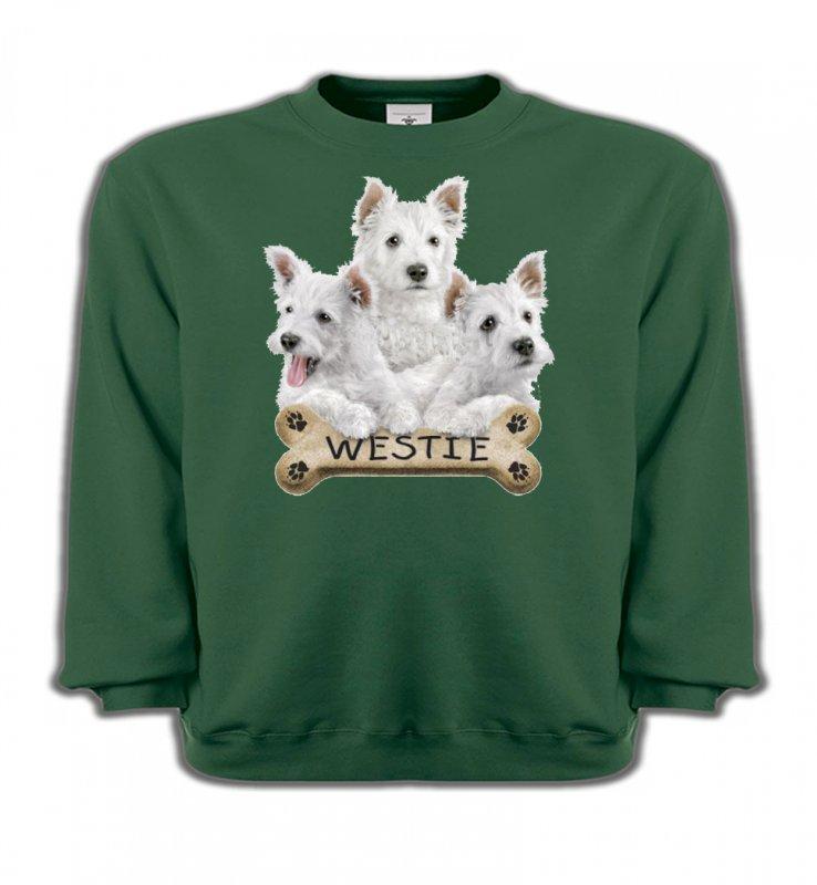 Sweatshirts EnfantsWestieWestie (E)